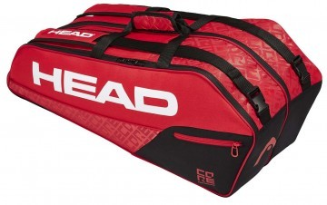 Head Core 6R Combi Red Black